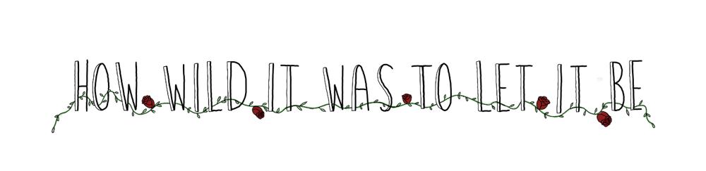 Image of Wild Quote Sticker