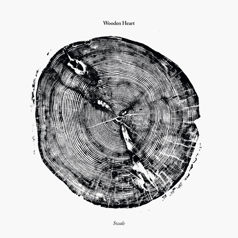 "Image of Wooden Heart - 10"" EP"