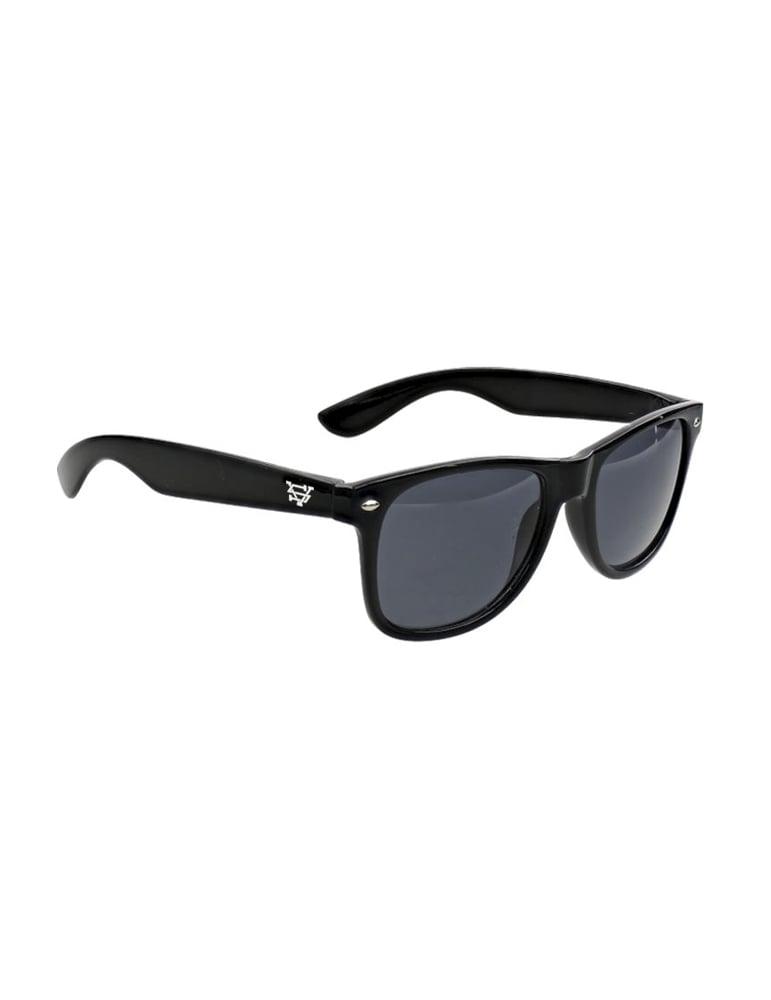 Image of VS Badge Wayfarer Sunglasses