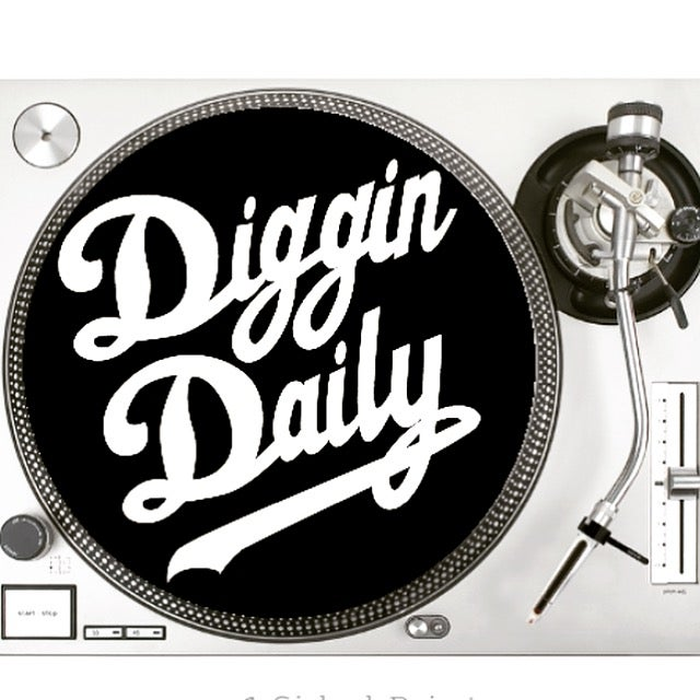 Image of DIGGINDAILY SLIPMATS (2)