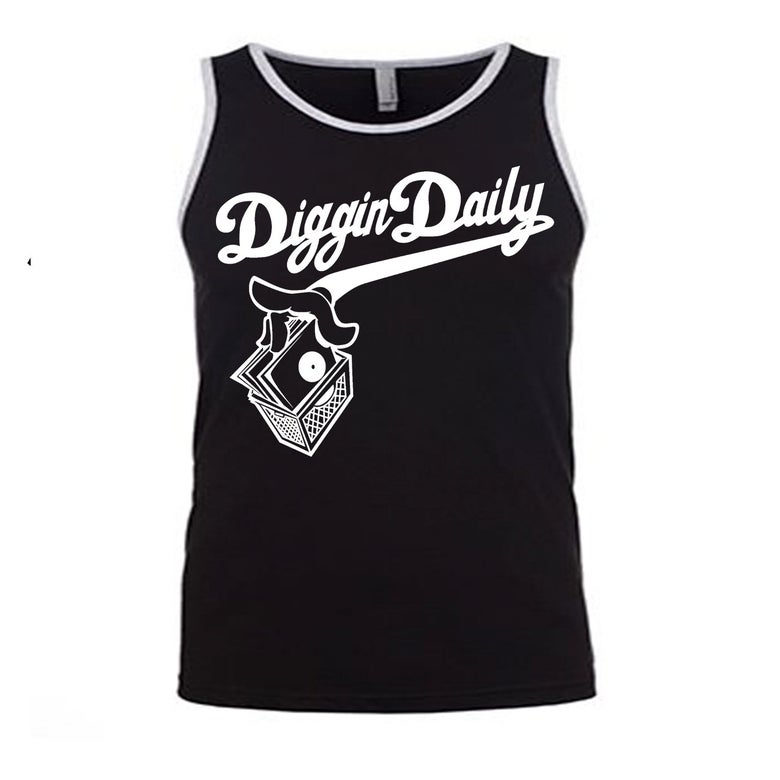 Image of DIGGINDAILY LOGO CLASSIC TANK
