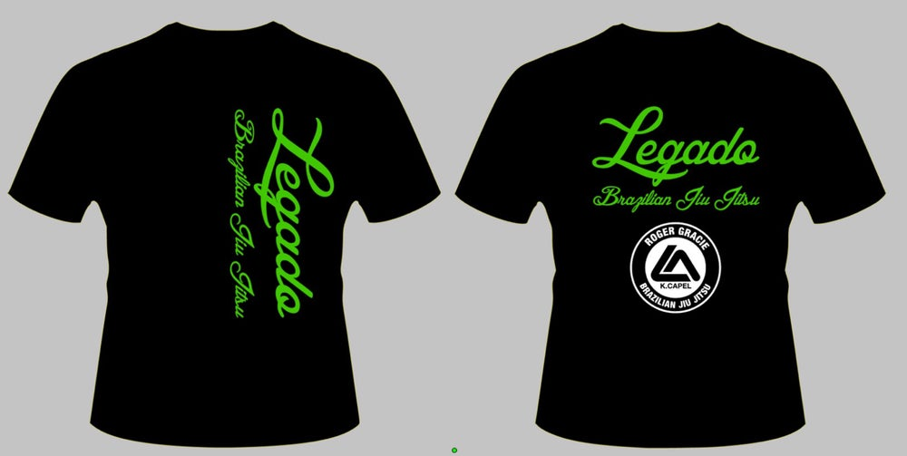 """Image of Legado """"Mean Green"""" T-Shirt, Hoodies and Patches"""