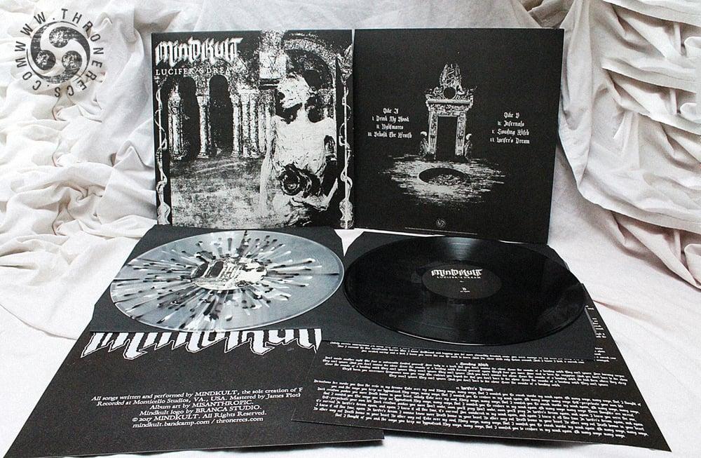 MINDKULT - Lucifer's Dream / VINYL LP (black, ltd. 200)