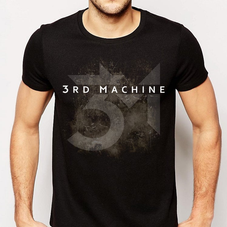 Image of 3rd Machine t-shirt (incl p&p)