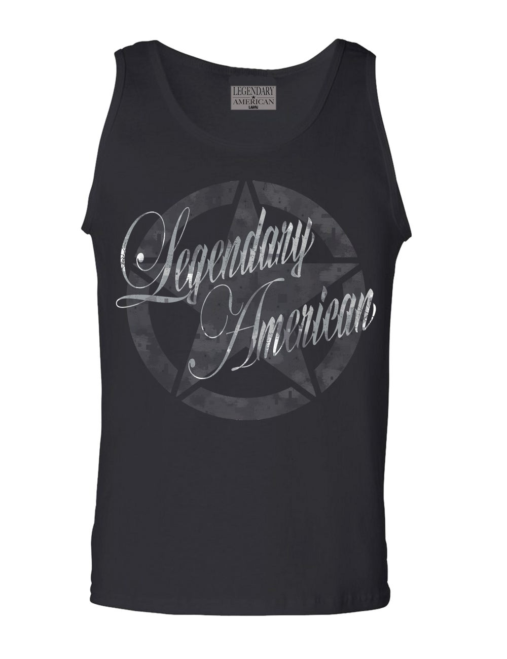 Image of Legendary American Assault Tank Top