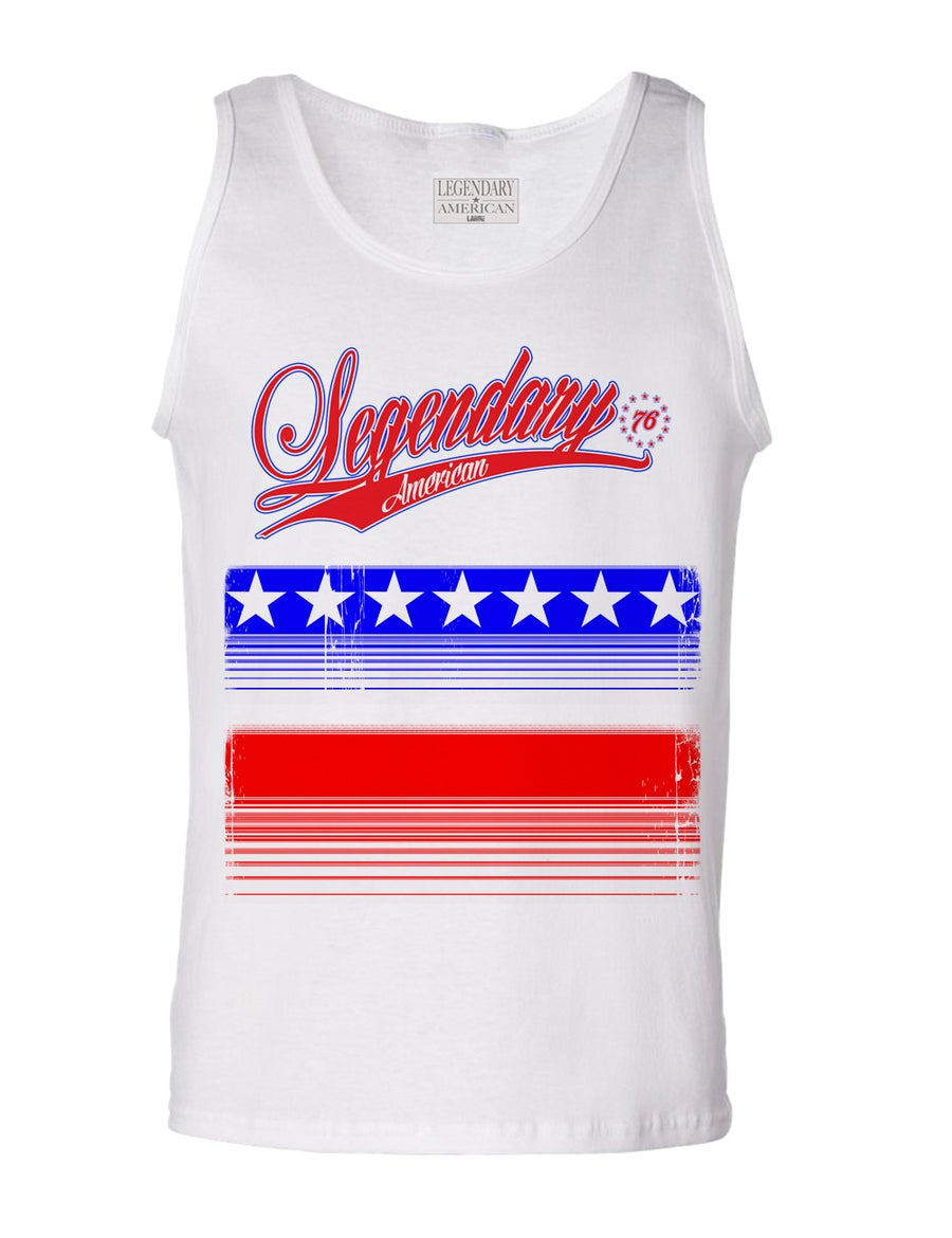 Image of Legendary American 76er Tank Top