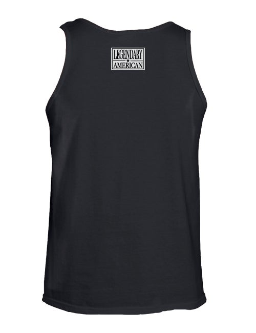 Image of Legendary American Patch Tank Top