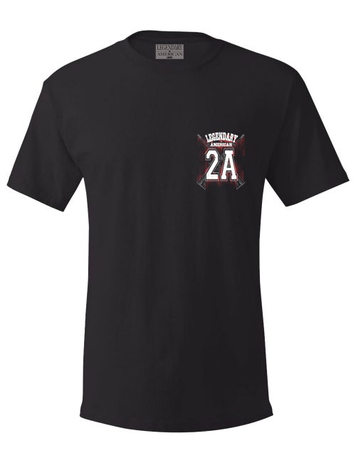 Image of Legendary American 2A Tee