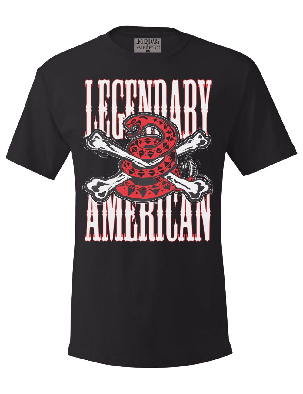 Image of Legendary American Dont Tread 16 tee