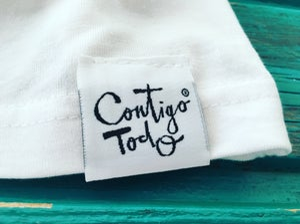 Image of PLAYERA UNISEX CONTIGO TODO