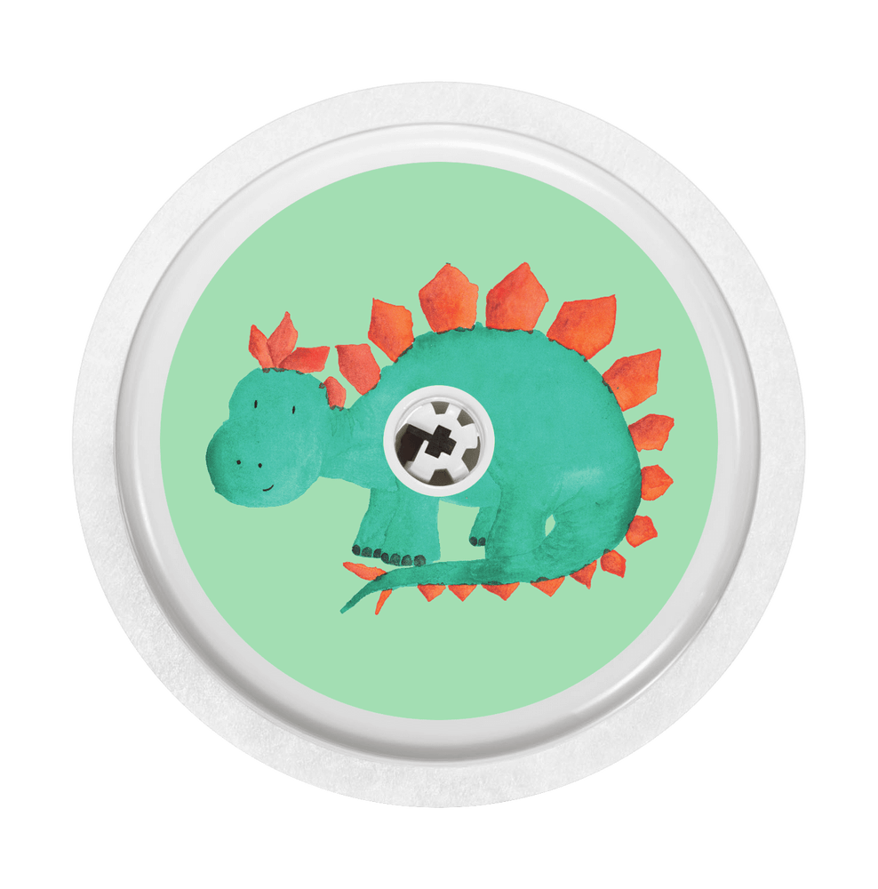 Image of Dinosaur Freestyle Libre Sticker