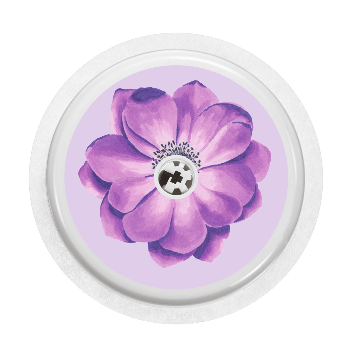 Image of Windflower Freestyle Libre Sticker