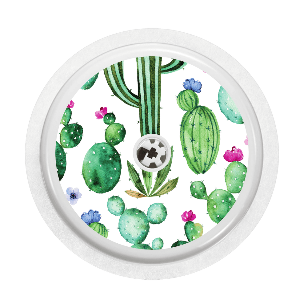 Image of Cactus Freestyle Libre Sticker