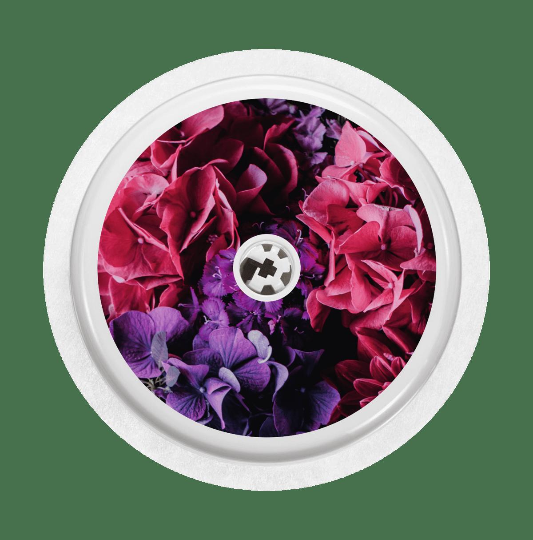 Image of Hydrangea Blossoms Freestyle Libre Sticker