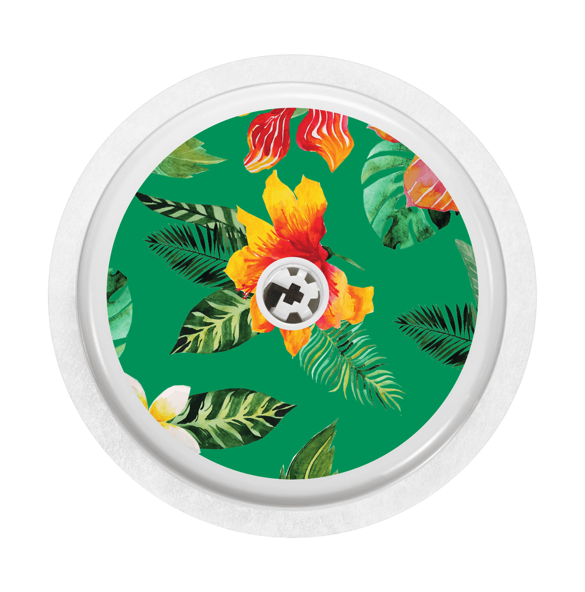 Image of Tropical Freestyle Libre Sticker
