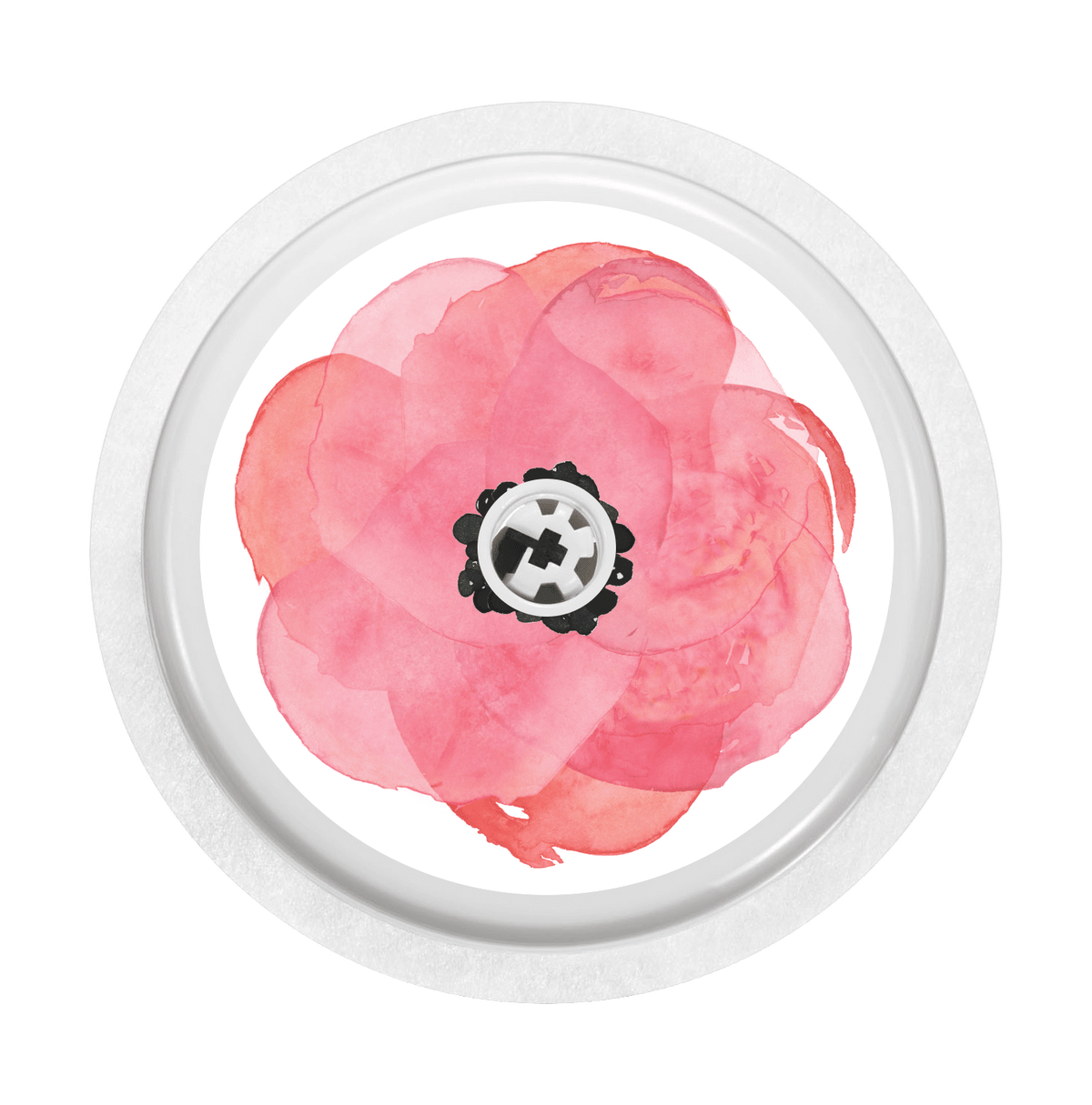 Image of Poppy Freestyle Libre Sticker
