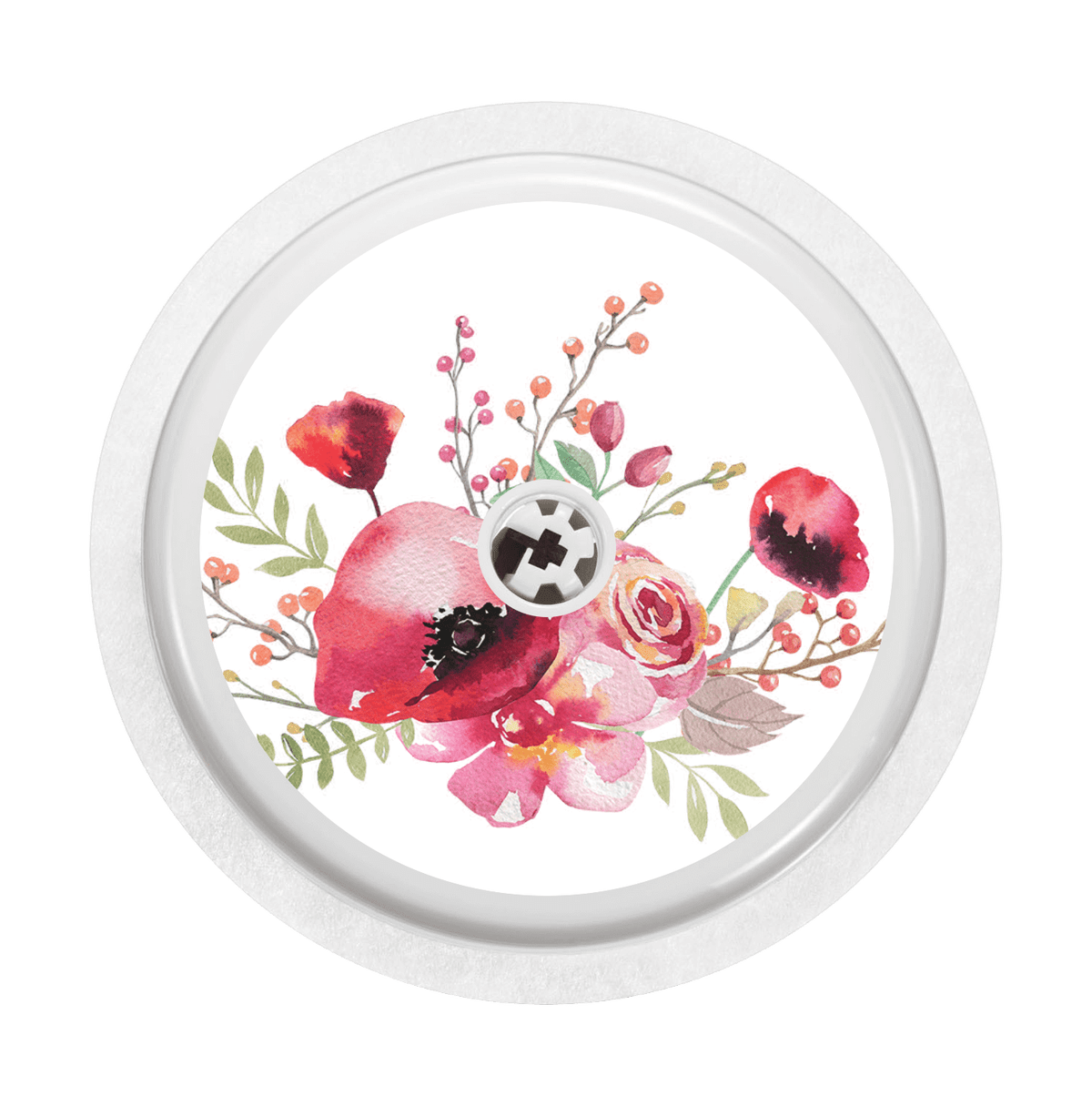 Image of Bouquet Freestyle Libre Sticker