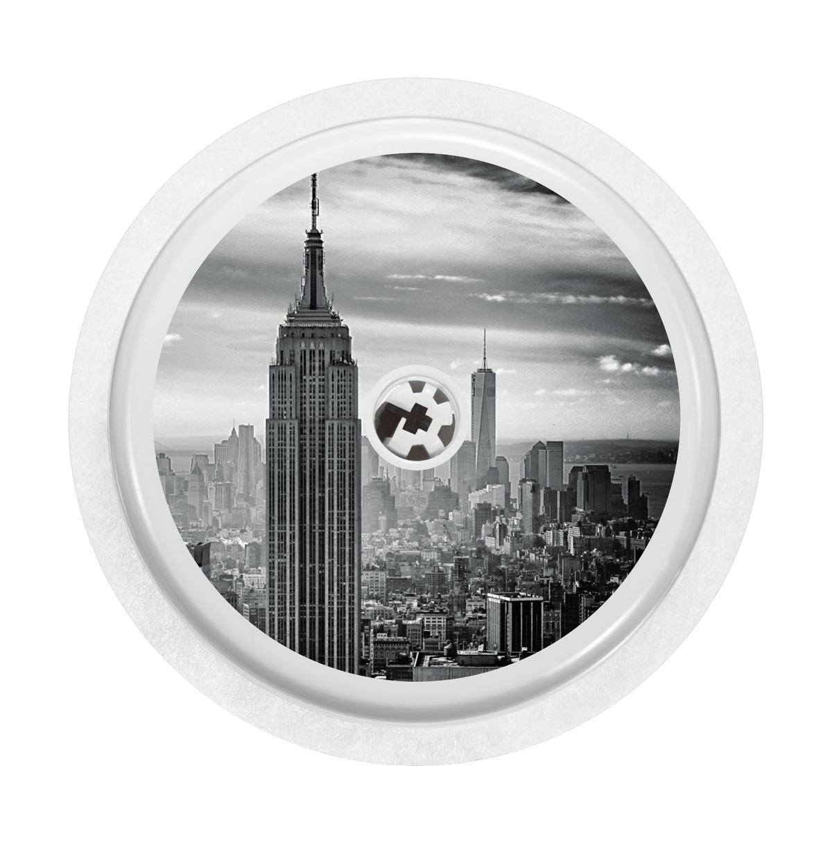 Image of Empire State Freestyle Libre Sticker