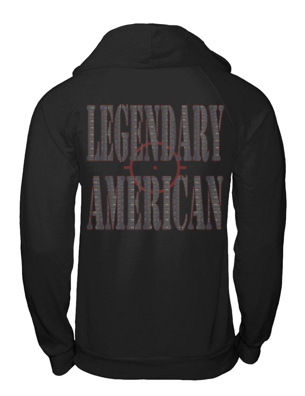 Image of Legendary American M4 pullover hoodie