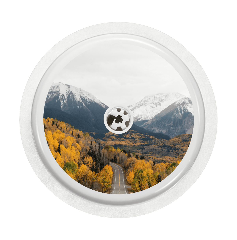 Image of Roadtrip Freestyle Libre Sticker