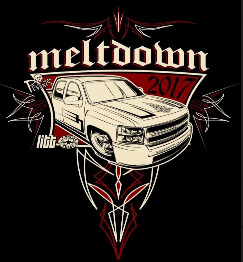 Image of Meltdown 2017 Event Shirt