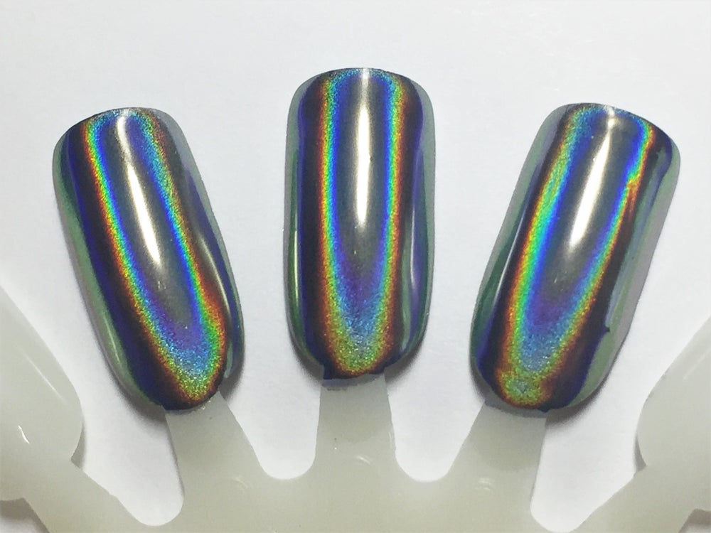 Image of Holographic Pigment (dry) 15 micron - 1 gr. jar