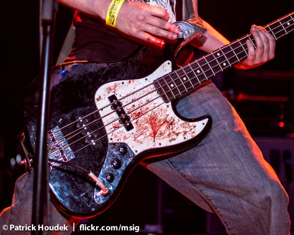 """Image of Pegboy """"Skinny's Bloody Bass"""""""