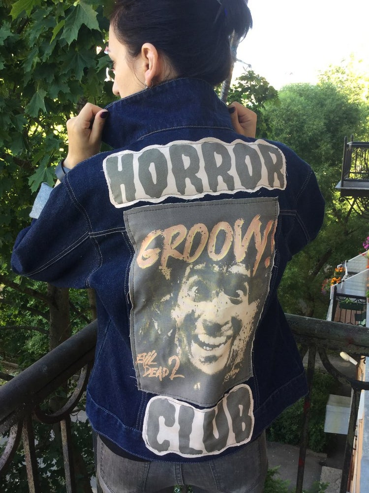 Image of Horror Club Vintage Jackets