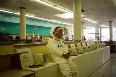 Image of Not from here 01 ~ Laundromat