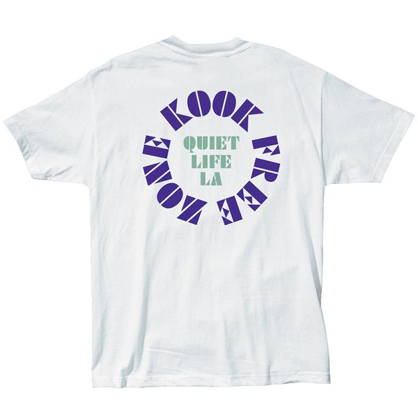 Image of THE QUIET LIFE - ZONE T (WHITE)
