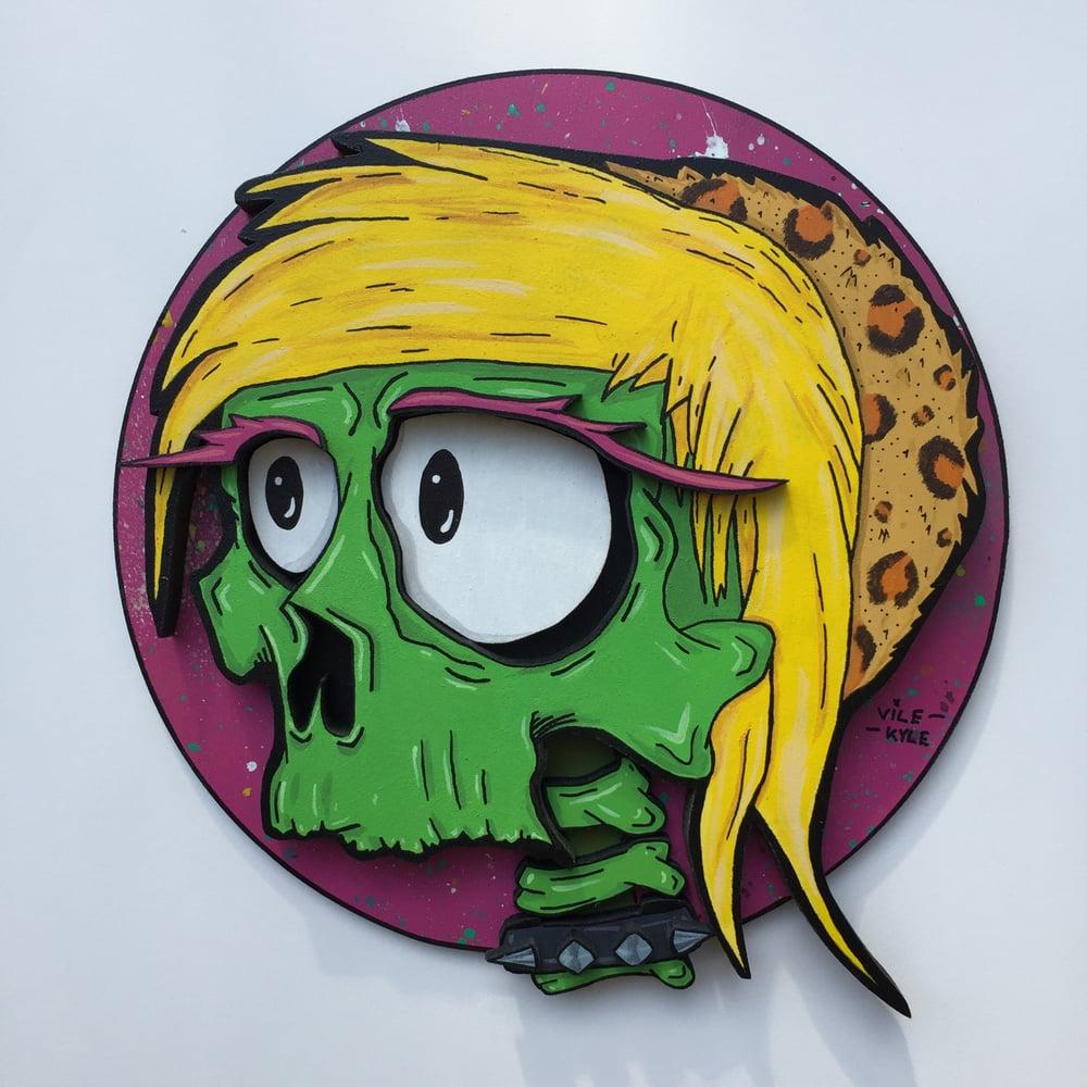 Punk Rock Girl (Original)