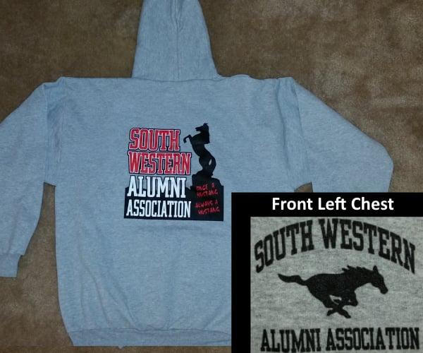 Image of SWAA Hooded Sweatshirt