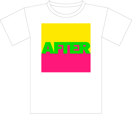 Image of T-shirt | AFTER EP 1 | Screenprinted
