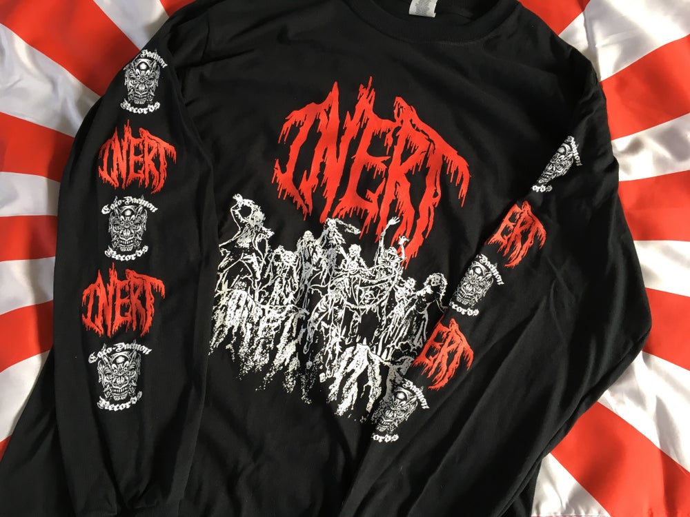 Image of INERT - Obliteration of the Self Longsleeve