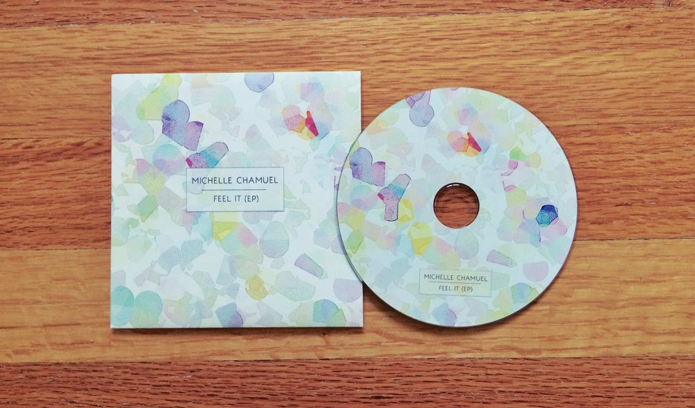 Image of Michelle Chamuel - Feel It (EP) CD