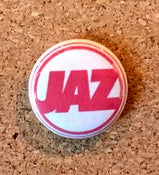 "Image of JAZ 1"" Logo Pin"