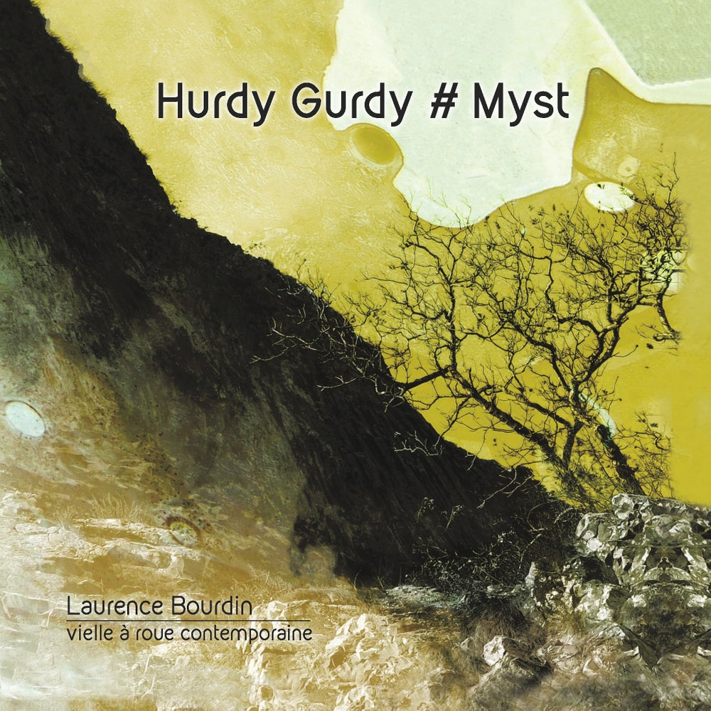 Image of CD Hurdy Gurdy #Myst