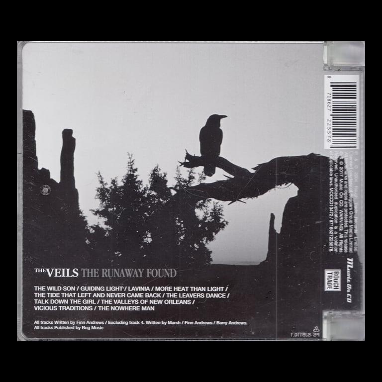 Image of THE RUNAWAY FOUND CD Album