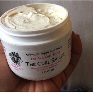 Image of BUNDLE - The Curl Smiler Growth & Repair Curl Butter Four