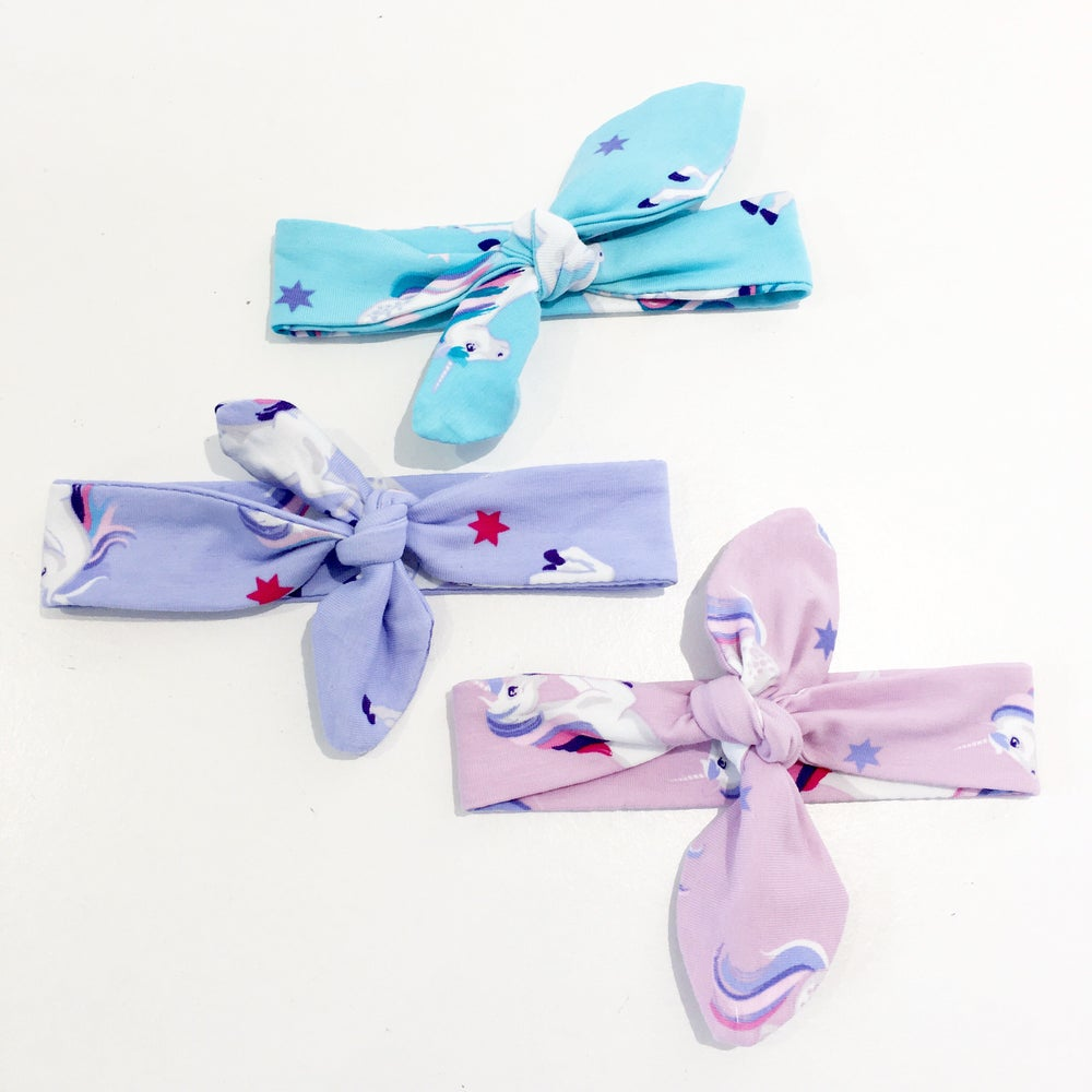Image of Lilac Unicorn Accessories