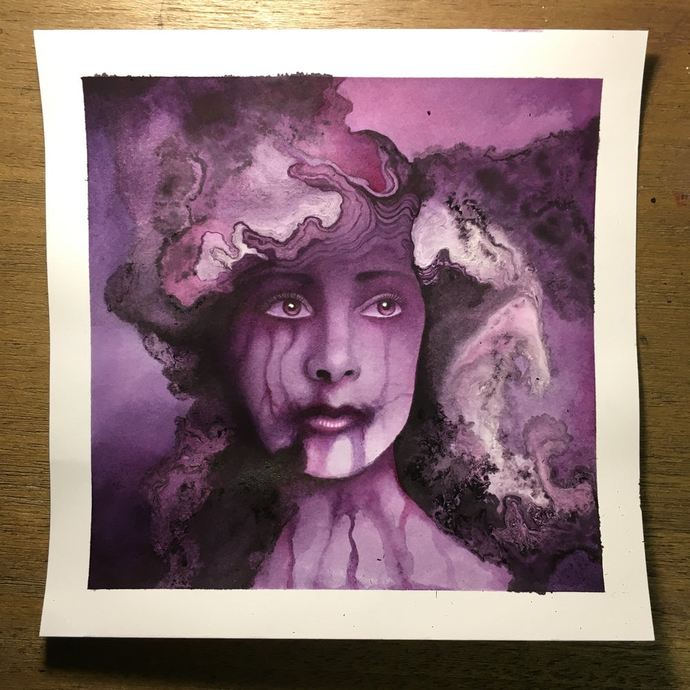 Image of lavender lady #4