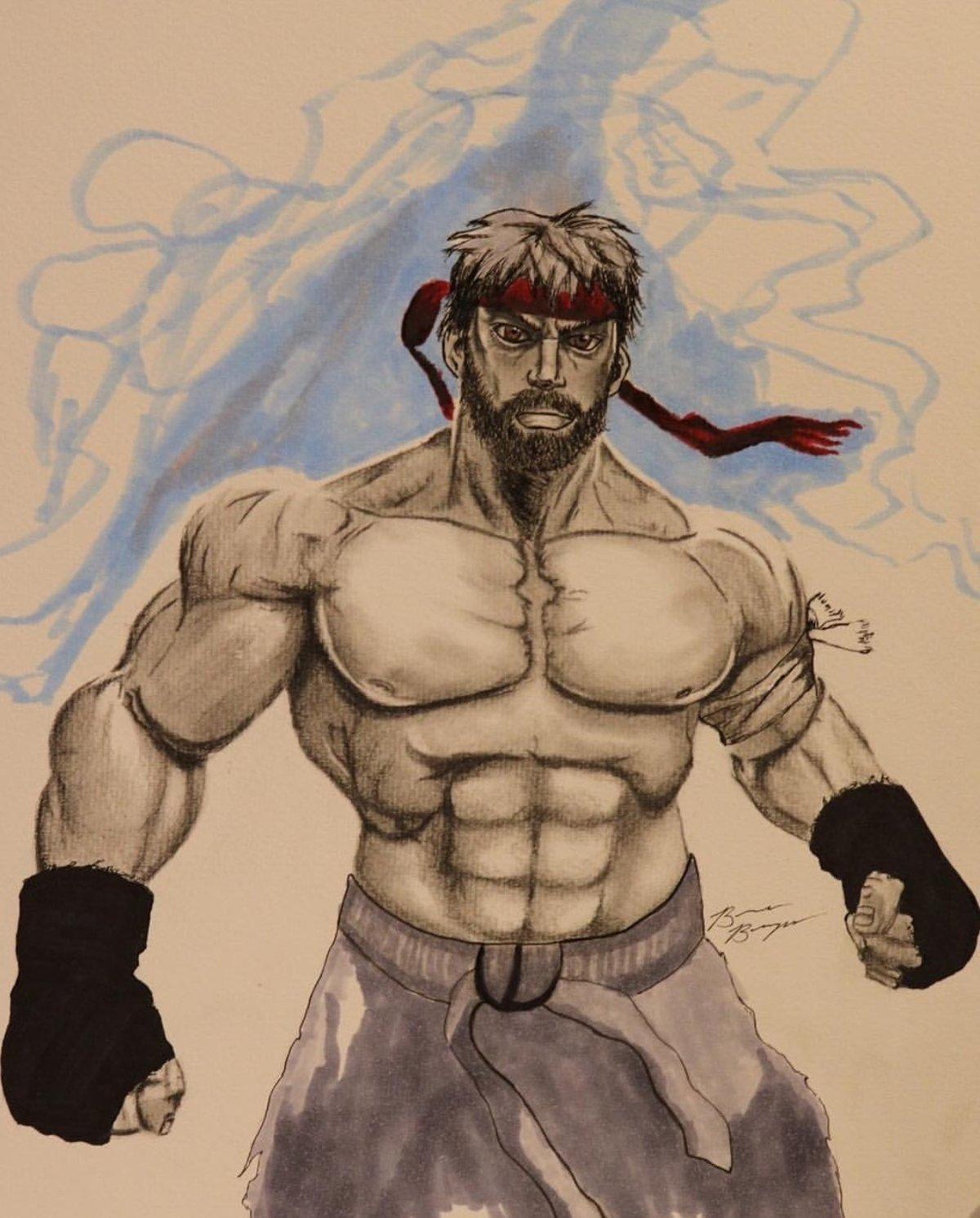 Image of Old man ryu