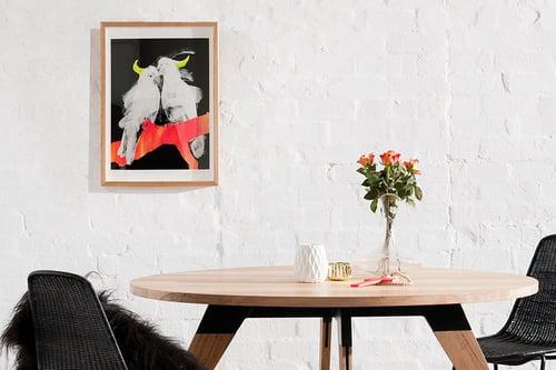 Image of Cockies Grooming Print
