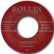 "Image of 7"" The Sirocco Bros : Lightning Bolt / Devil Bones."