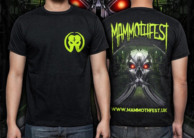 Image of METAL MAMMOTH Tee