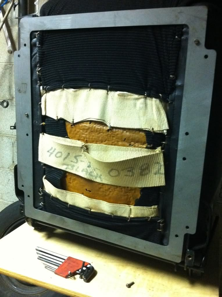 Image of Scheel-Mann Low-Rise Seat Adapter