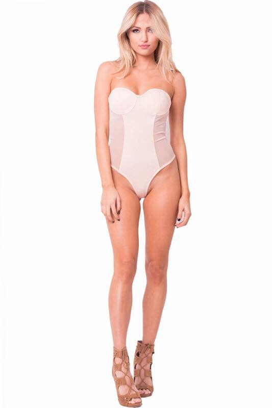 Image of Blush Body Suit