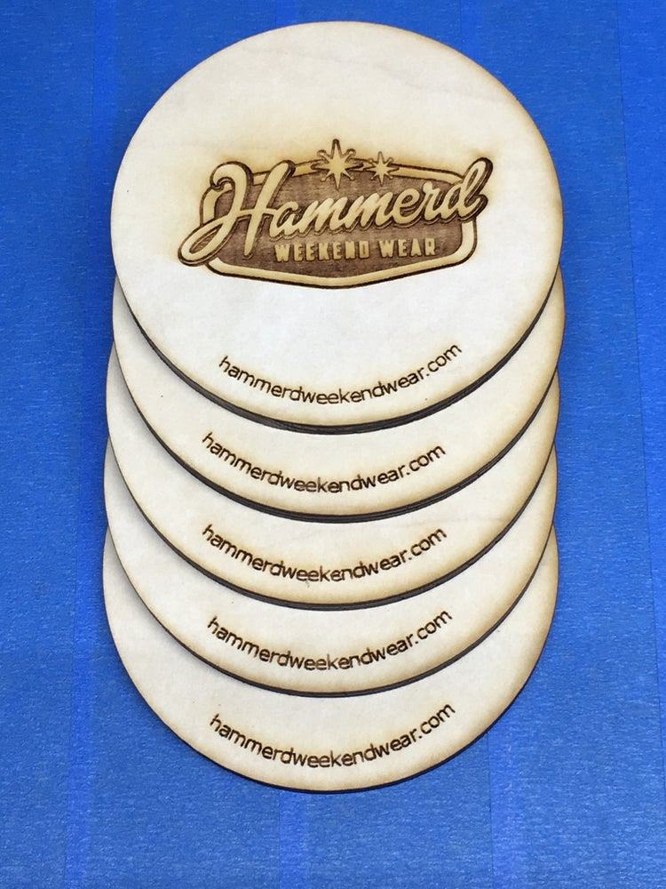 Image of Coasters