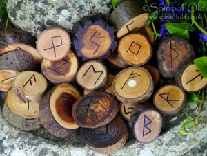 Image of Tree Spirit corresponding runes (D051)