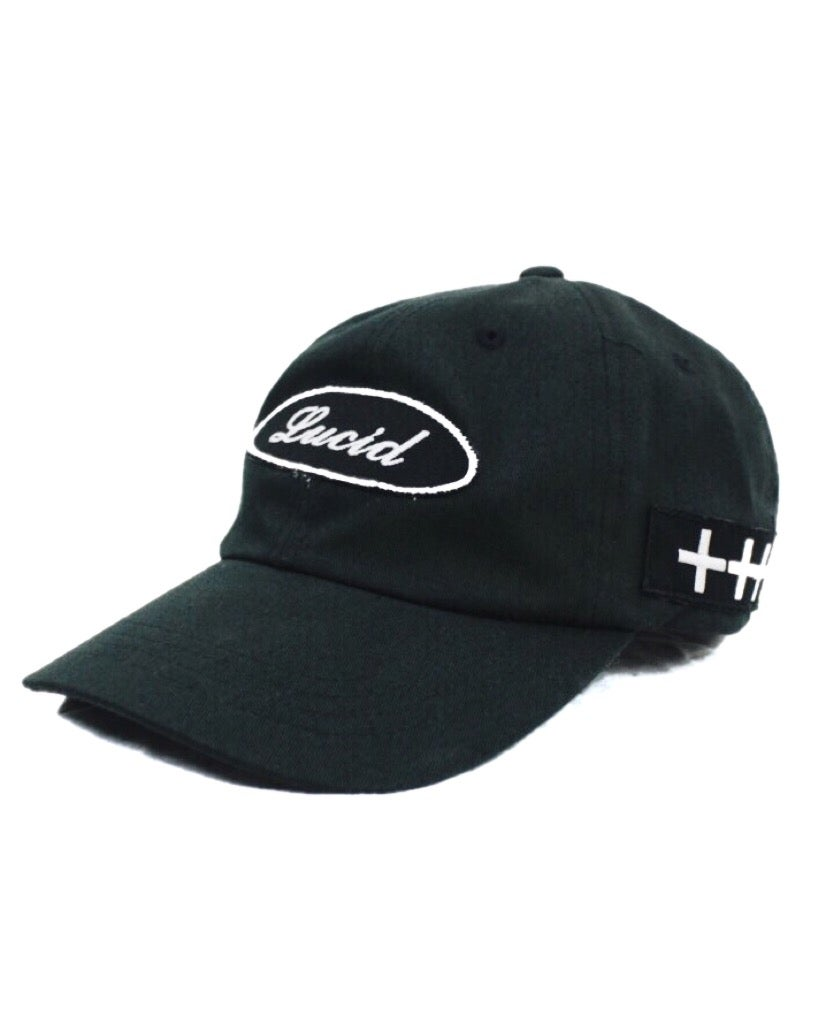 Image of OILER CAP - BLACK